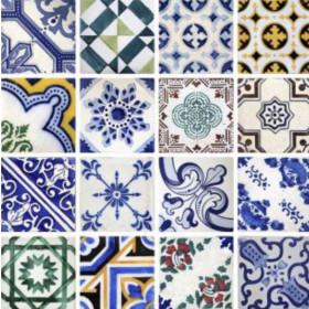 Adesivo Azulejo Português Porto