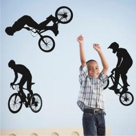 Adesivo Bicicletas