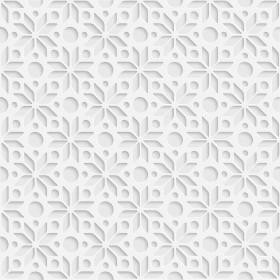 Adesivo Mural 3D Geometrico