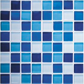Adesivo Pastilha Azul