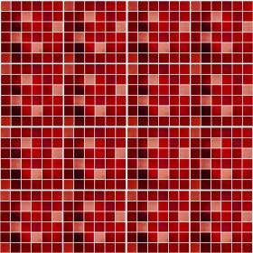Adesivo Pastilha Vermelha