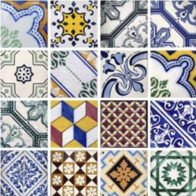 Adesivo Azulejo Português Sintra
