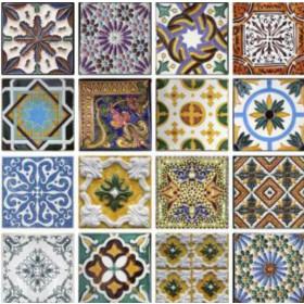Adesivo Azulejo Português Algarve