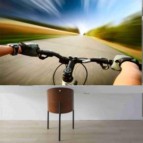 Adesivo Poster Bike