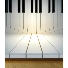 Adesivo Poster Piano