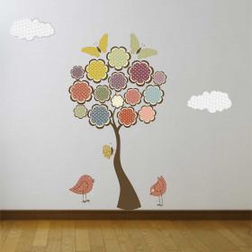 Adesivo Árvore Imaginária