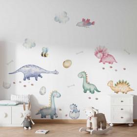 Adesivo Infantil Parque dos Dinossauros