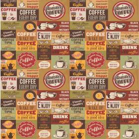 Papel de Parede Café é uma boa Ideia