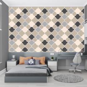 Papel Vinilico Mosaico