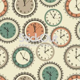 Papel de Parede Relógios