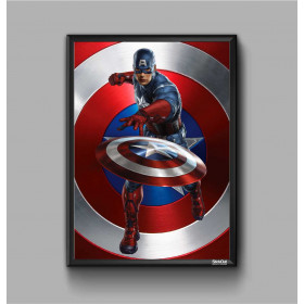Poster Captain America 2
