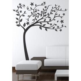 Adesivo Decorativo Árvore Campestre