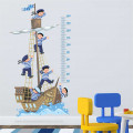 Régua de Crescimento Marinheiros Alto Mar